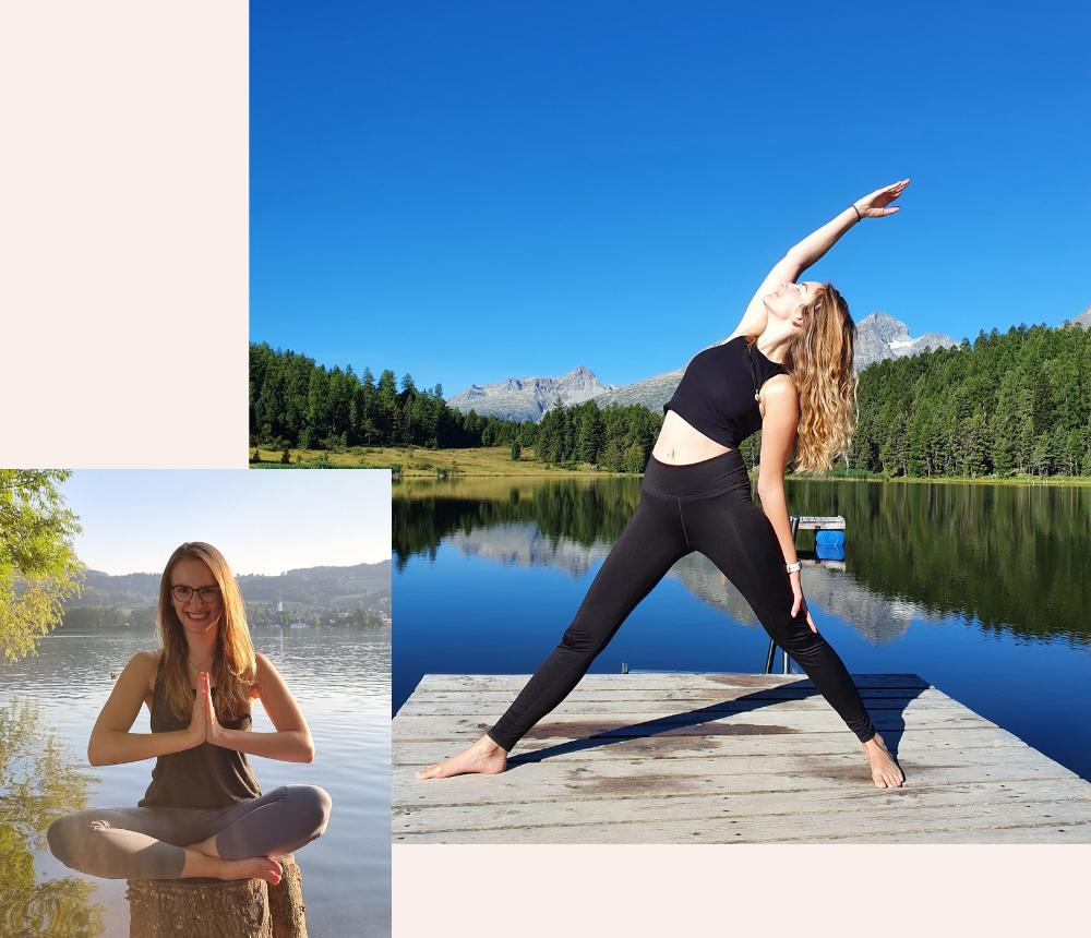 Yoga Teacher Alina in Uster