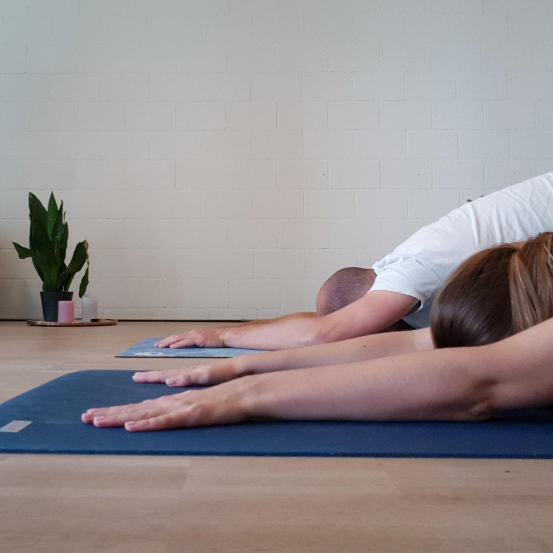 Yoga Teacher Alina Private Yoga Uster